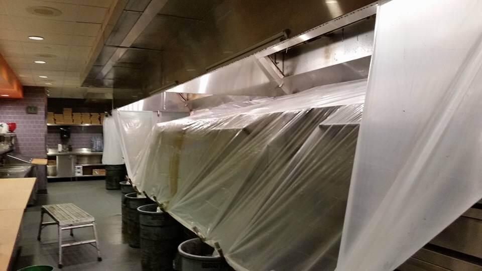 restaurant hood cleaning Portland