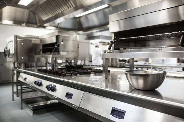 Commercial Kitchen Equipment Cleaning | Portland Maine