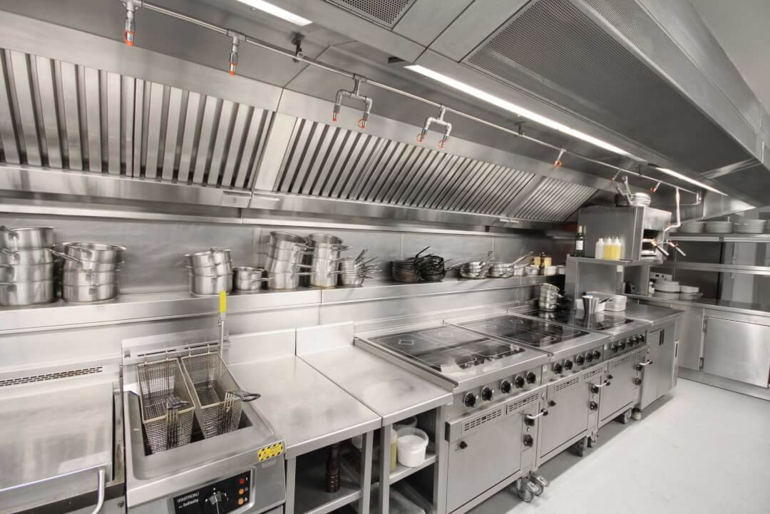 commercial kitchen cleaning portland